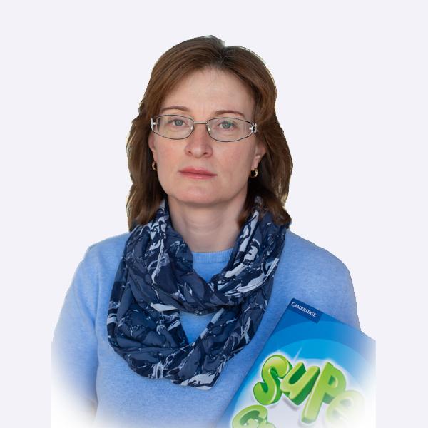 Julie Shaposhnikova